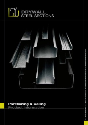Partitioning and Ceiling pdf cover